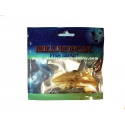 Señuelo Blue Fox Calamar 9 cm CLR