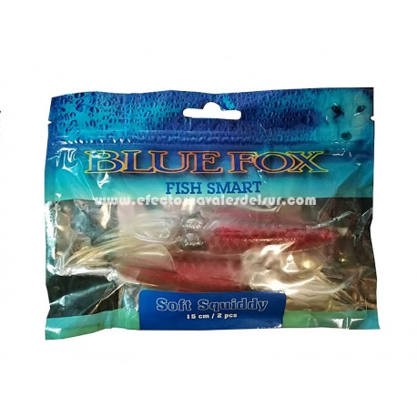 Señuelo Blue Fox Calamar 15 cm R