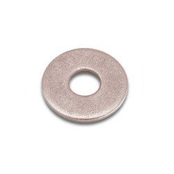 Arandela Inox plana Ancha Din-9021 4 a 6 mm Ø
