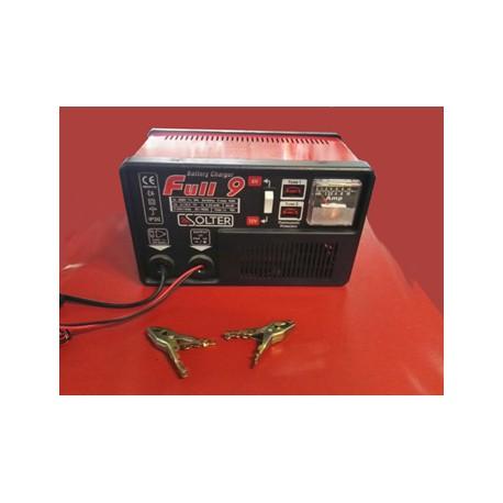 Cargador de baterías Full 9