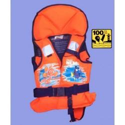 Chaleco salvavidas infantil Buscando a Nemo