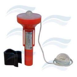Luz automática aro salvavidas homologada