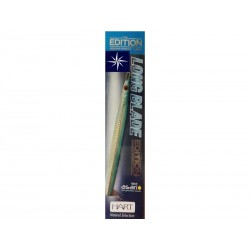 Señuelo Jigging Hart Long Blade Azul 100 gr