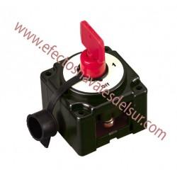 Interruptor de baterías con llave 250A