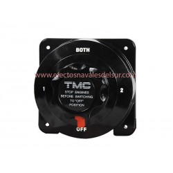 Interruptor conmutador de baterías 300A