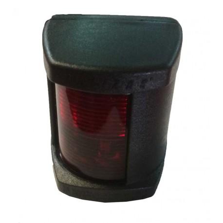 Luz de navegación homologada roja (babor)