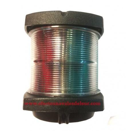 Luz de navegación homologada tricolor