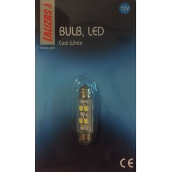 Bombilla 12V LED SV8. 5-8