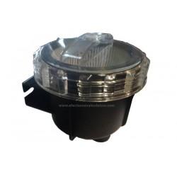 Filtro de agua de refrigeración motor 38 mm
